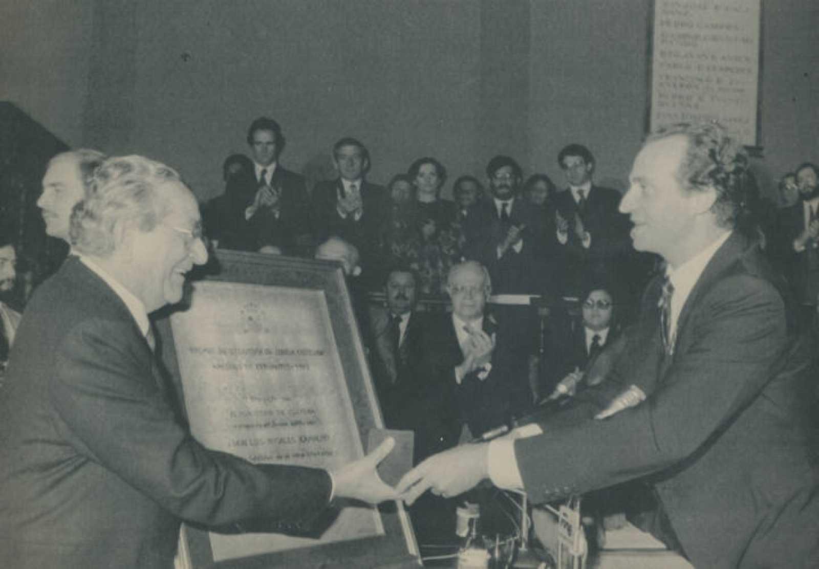 Luis Rosales, Premio Cervantes 1982