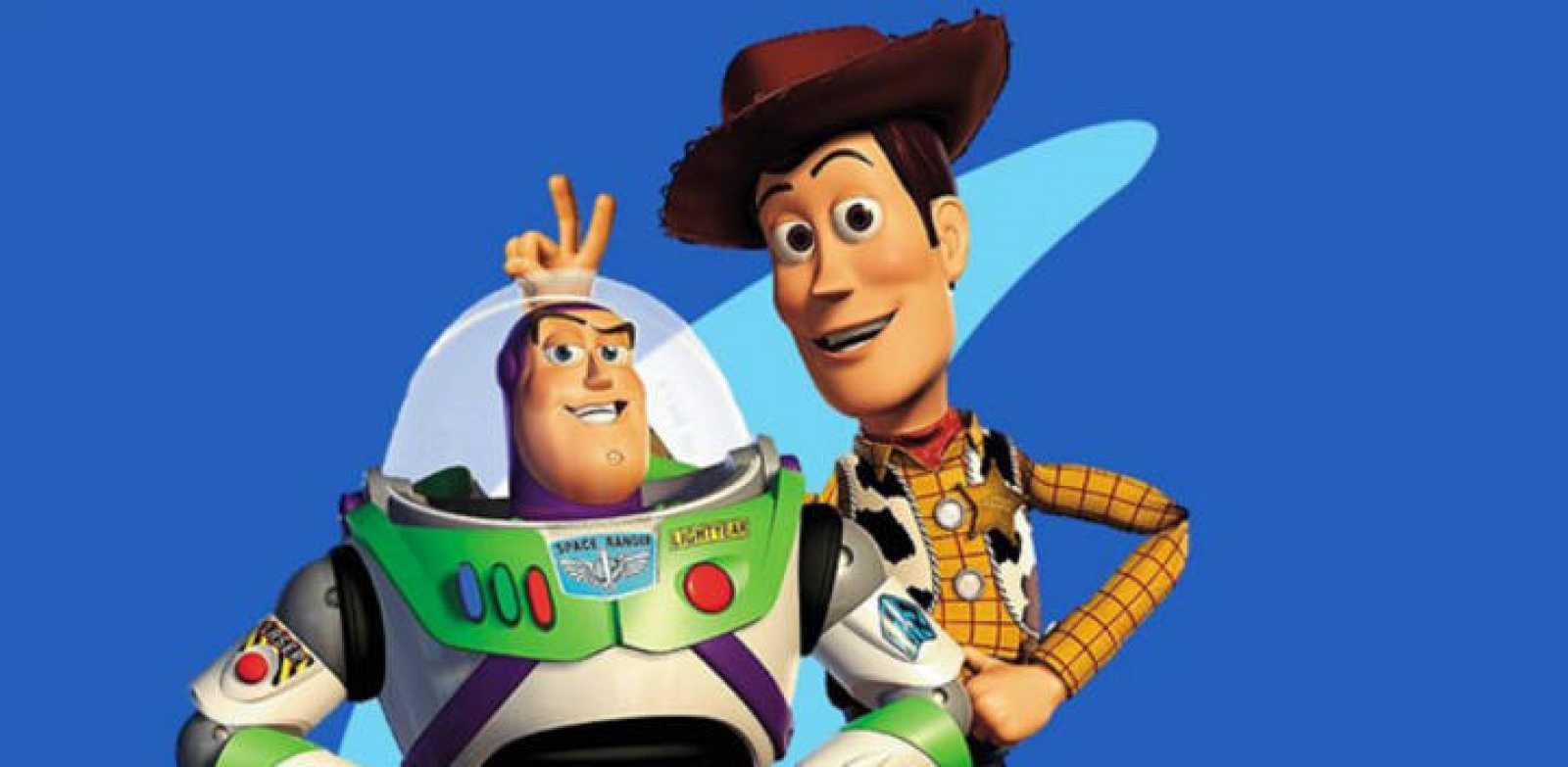 Buzz Lightyear y Woody volverán con  Toy story 4  736a035dbf6