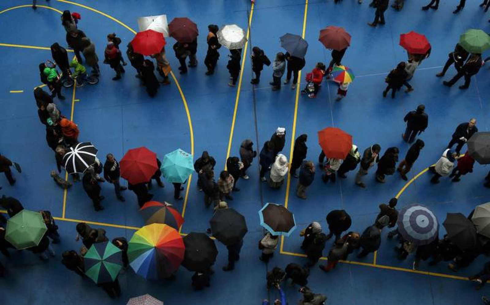 Más de 2,3 millones de ciudadanos, según la Generalitat, votaron el 9N.