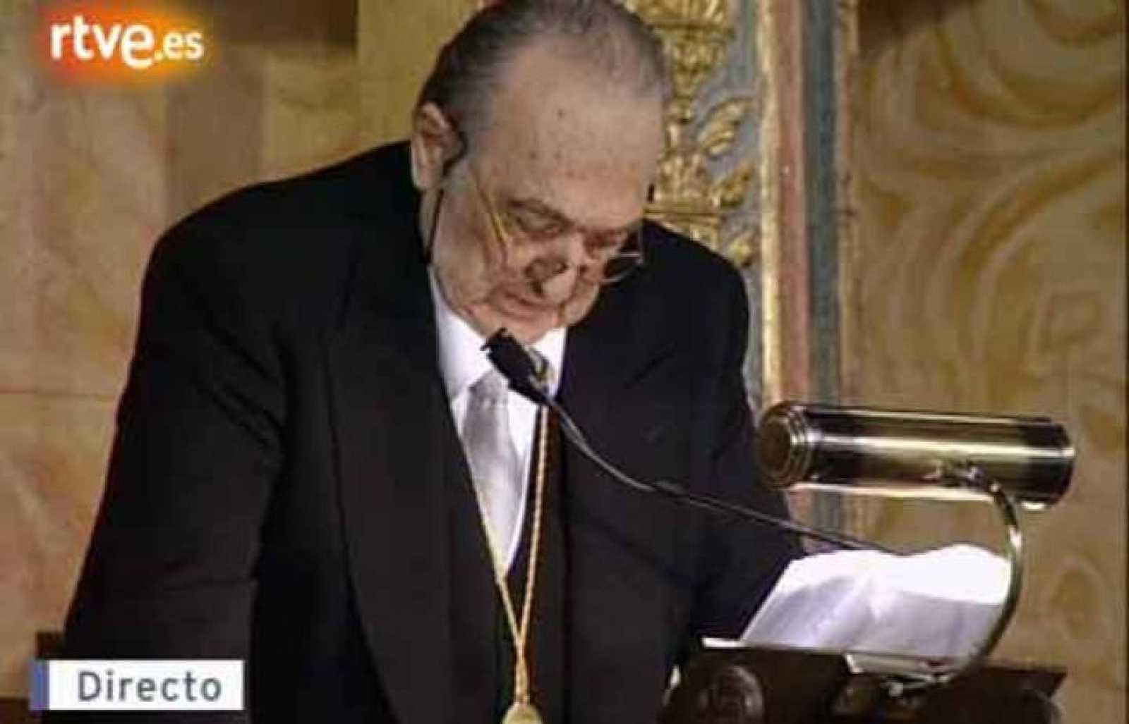 Discurso Rafael Sánchez Ferlosio 2004