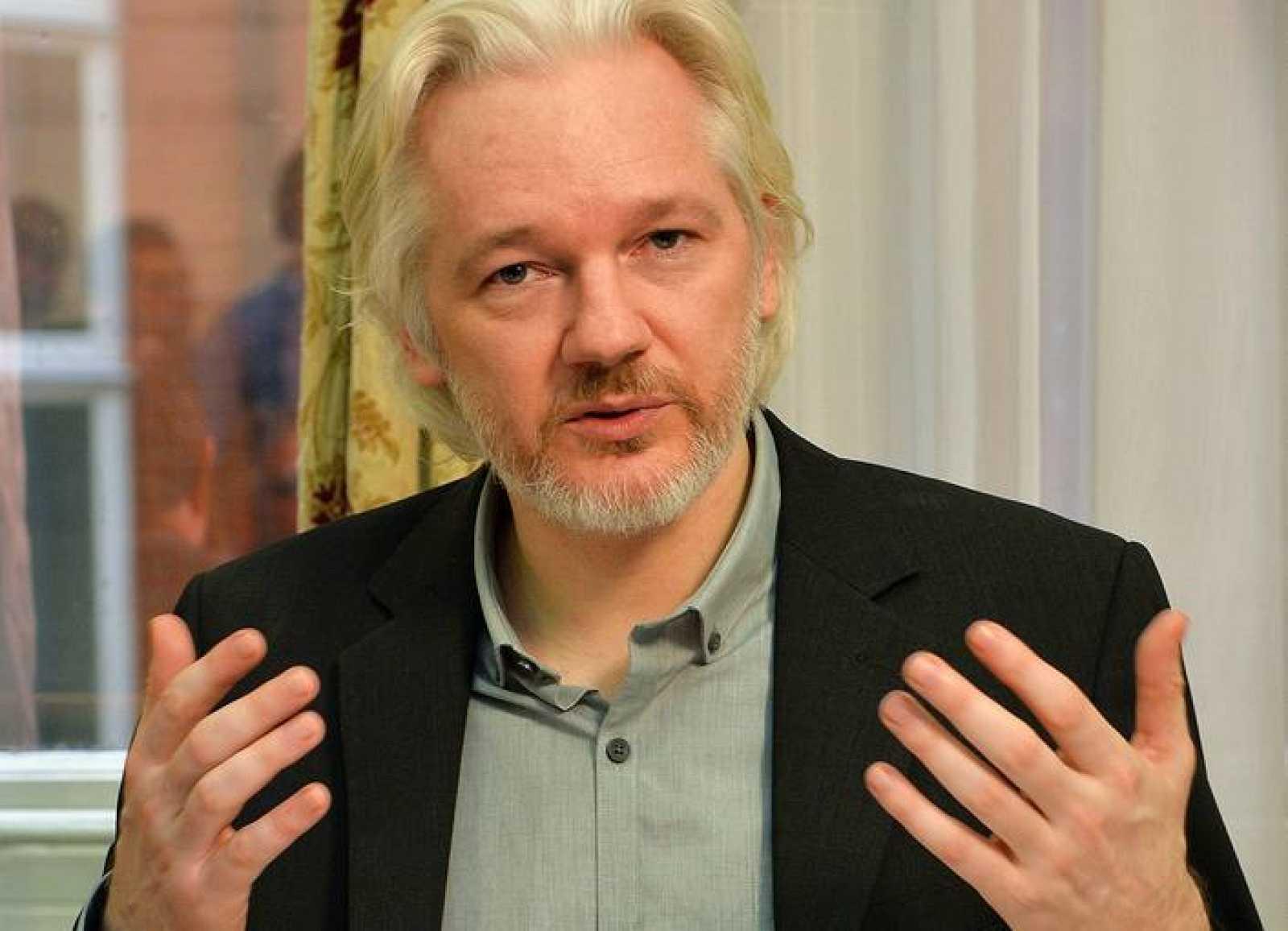 El fundador de Wikileaks, Julian Assange, en una fotografía de archvo