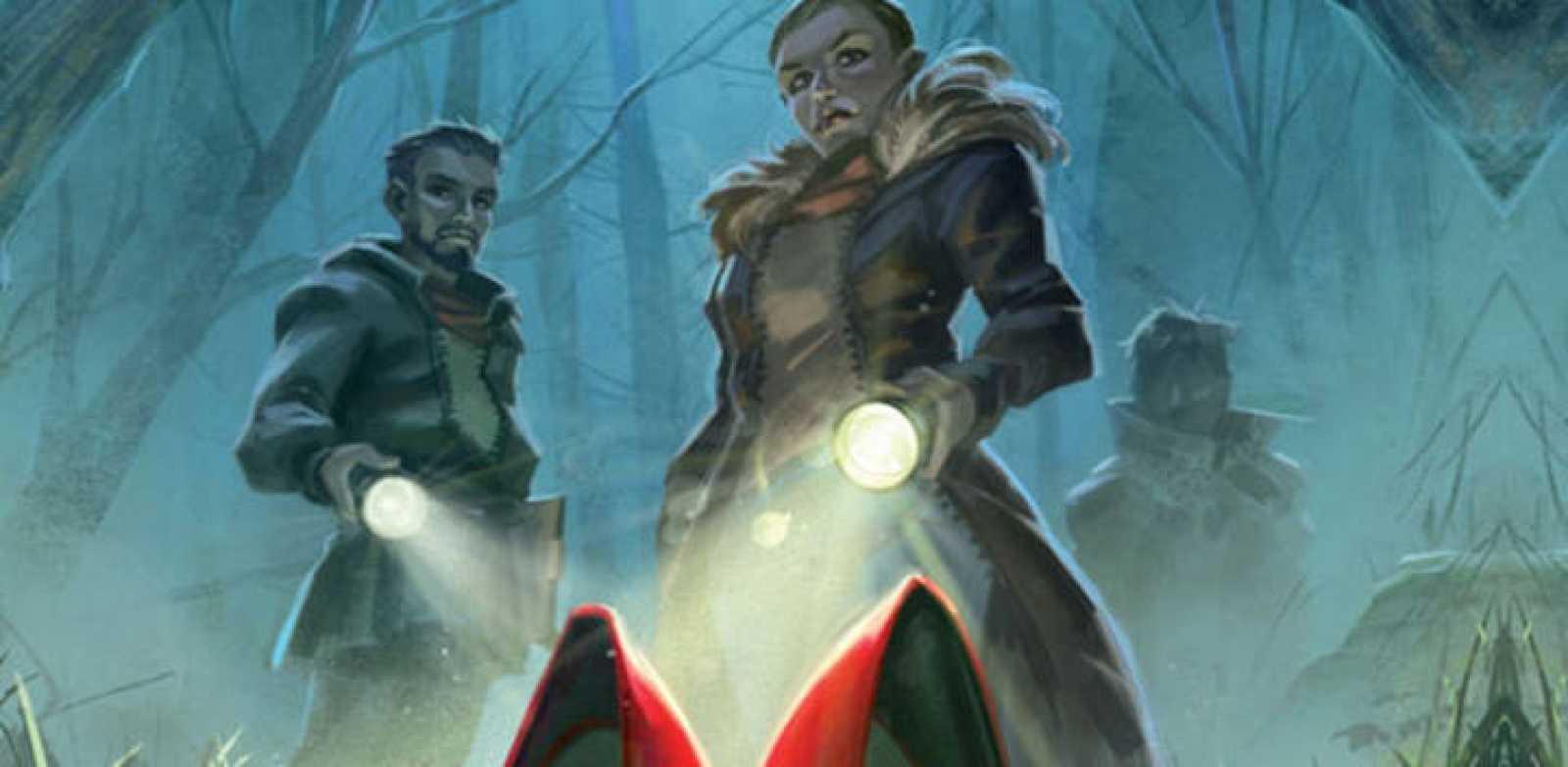 Fragmento de la portada de 'El guardián invisible'