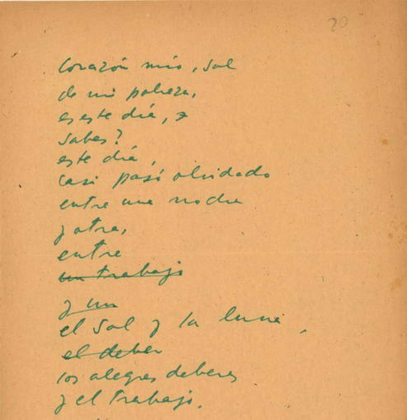 Los Versos Escondidos De Pablo Neruda Rtvees
