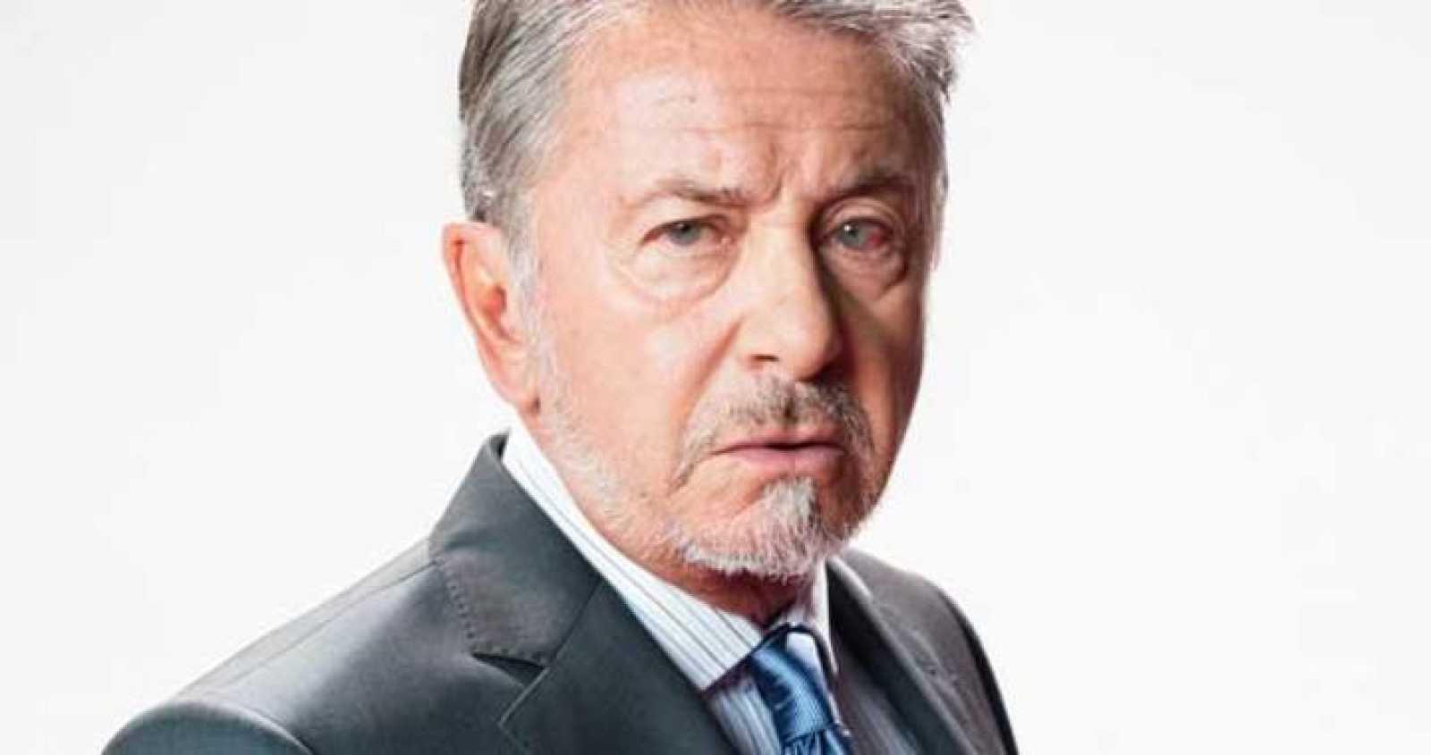 Jaime Blanch es Salvador Martí en 'El Ministerio del Tiempo'