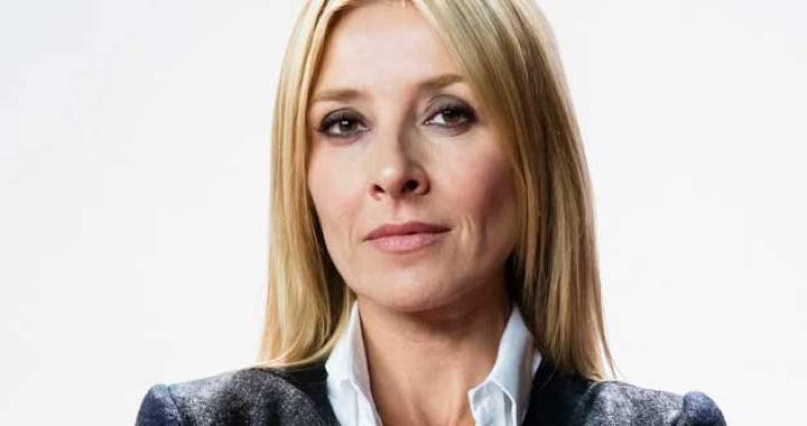 Cayetana Guillén Cuervo es Irene en 'El Ministerio del Tiempo'