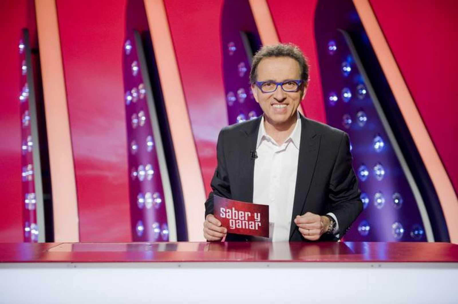 Jordi Hurtado, presentador del programa