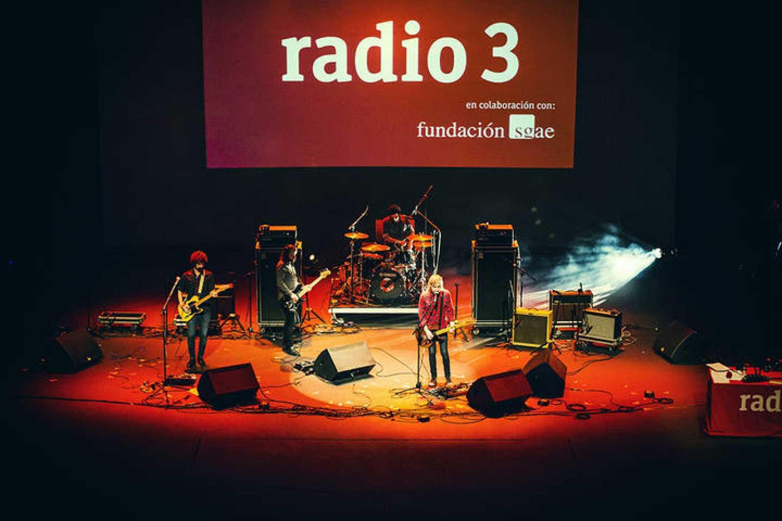Fiesta de Radio 3 en Murcia