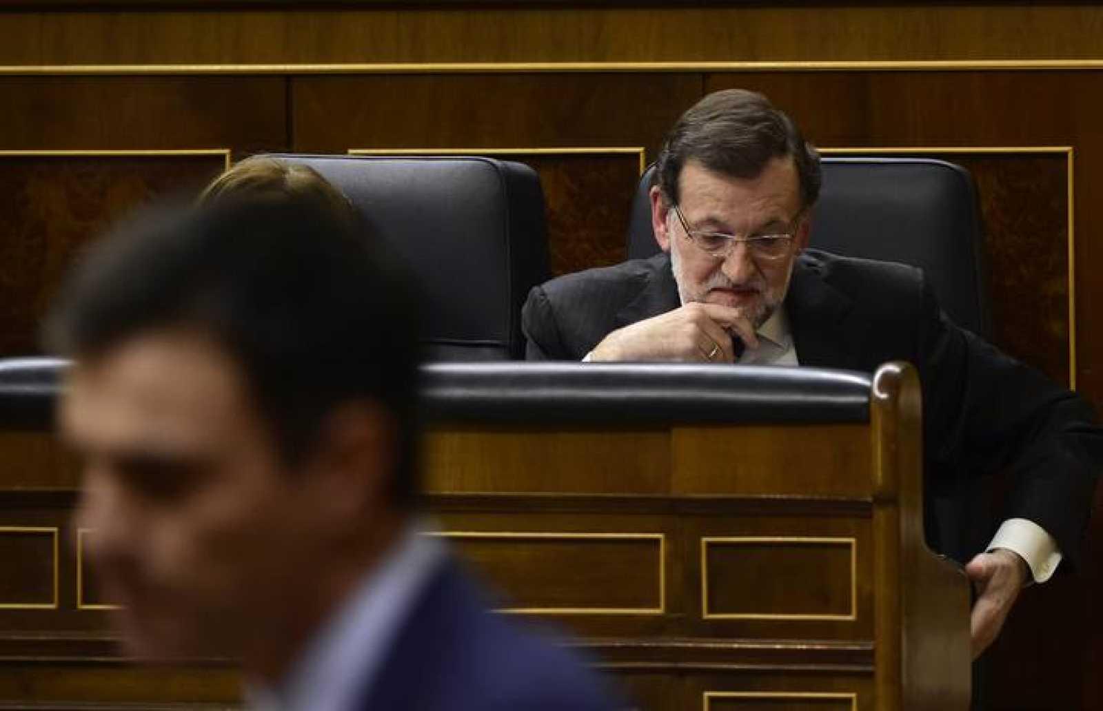 Sánchez ganó el debate del estado de la nación a Rajoy por siete décimas según el CIS