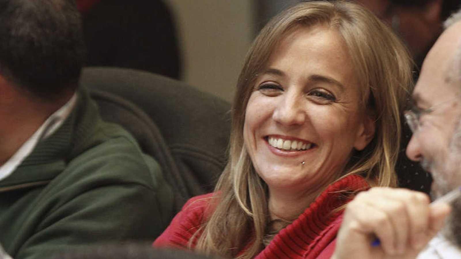 La excandidata de IU Tania Sánchez, en una imagen de archivo.