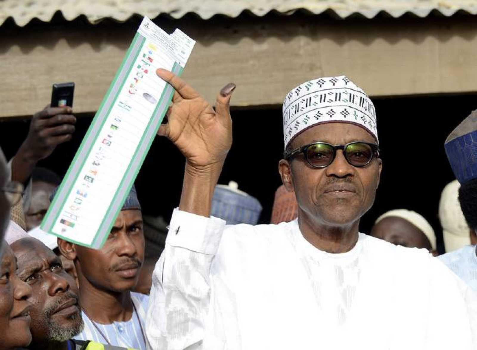 Muhammad Buhari es el presidente electo de Nigeria