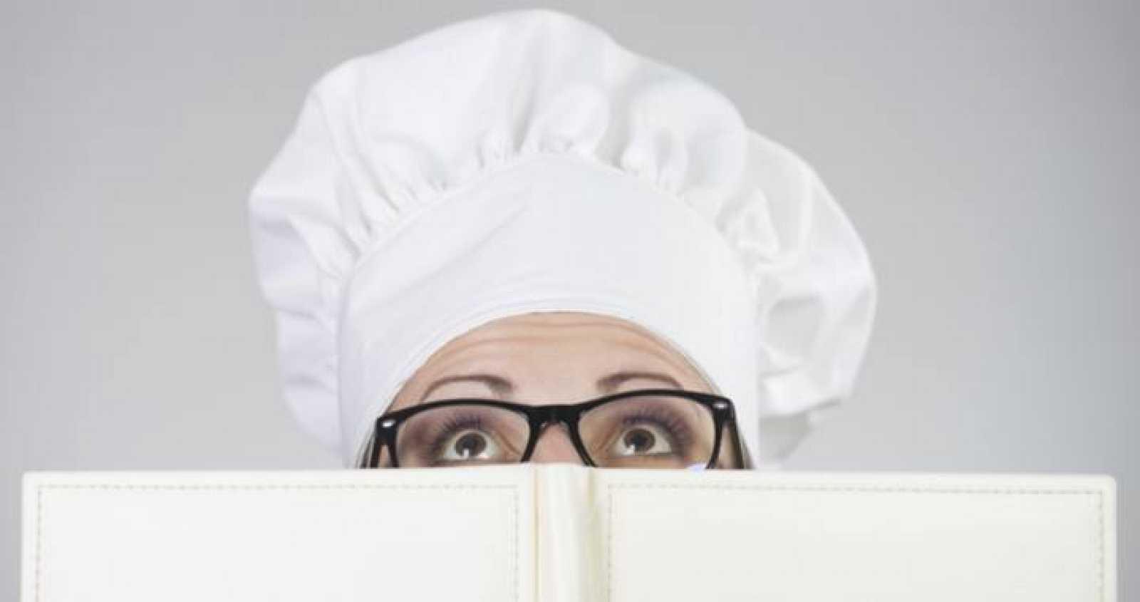 Qué libros de cocina consultan los grandes chefs? - RTVE.es