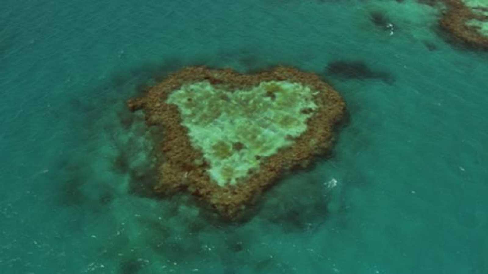 Una isla de Australia