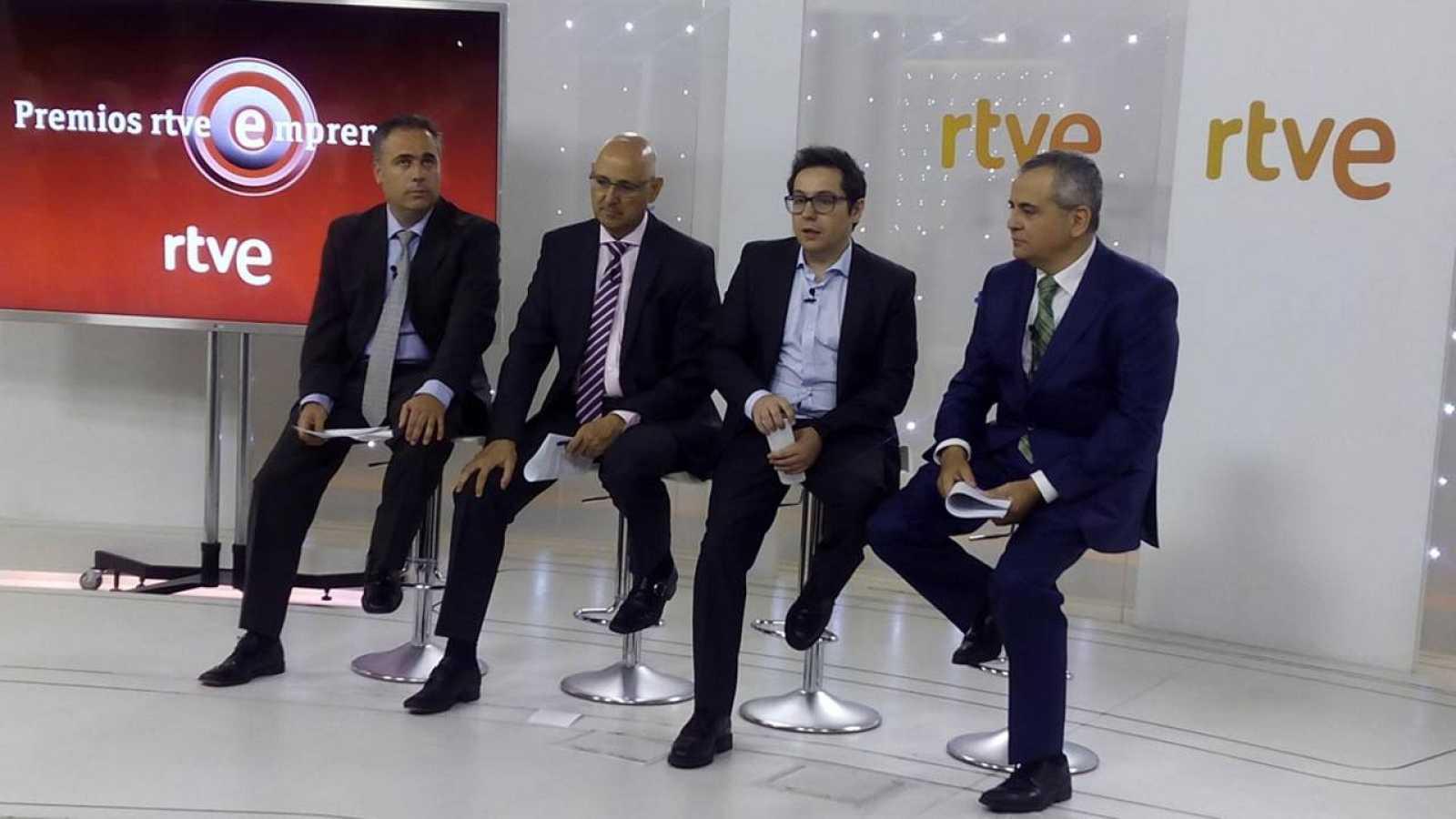 Presentación de los Premios RTVE Emprende