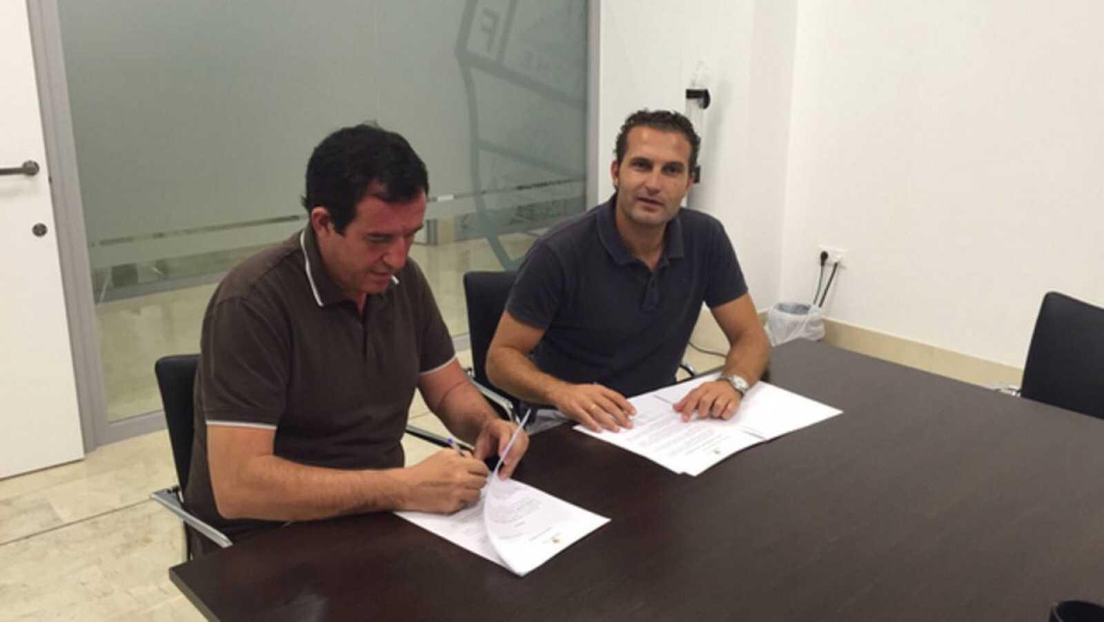 Rubén Baraja, nuevo entrenador del Elche