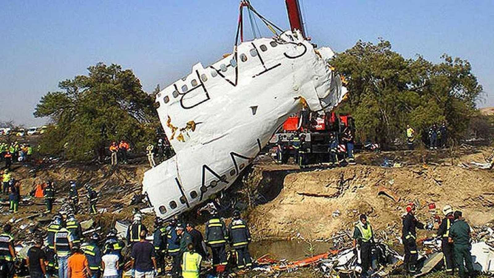 Accidente de Spanair en Barajoas el 20 de agosto de 2008