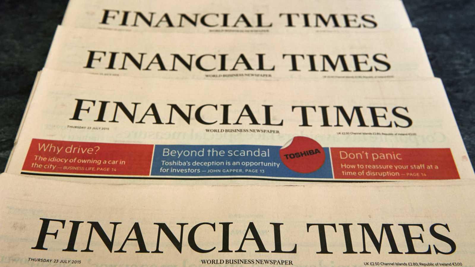 Resultado de imagen de financial times