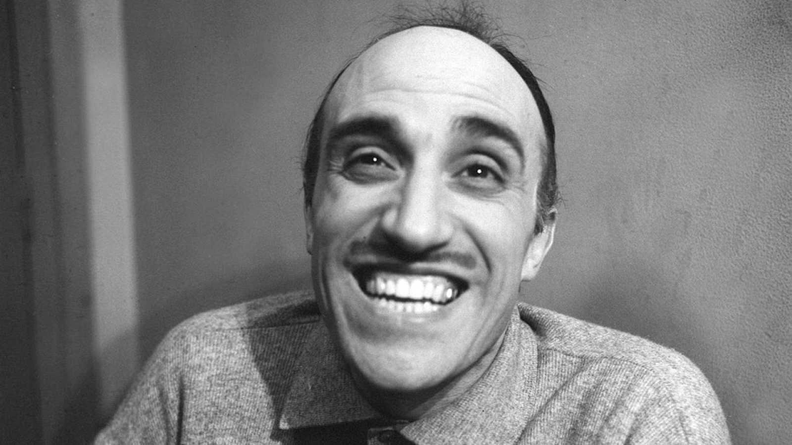 El actor barcelonés José Sazatornil en 1967