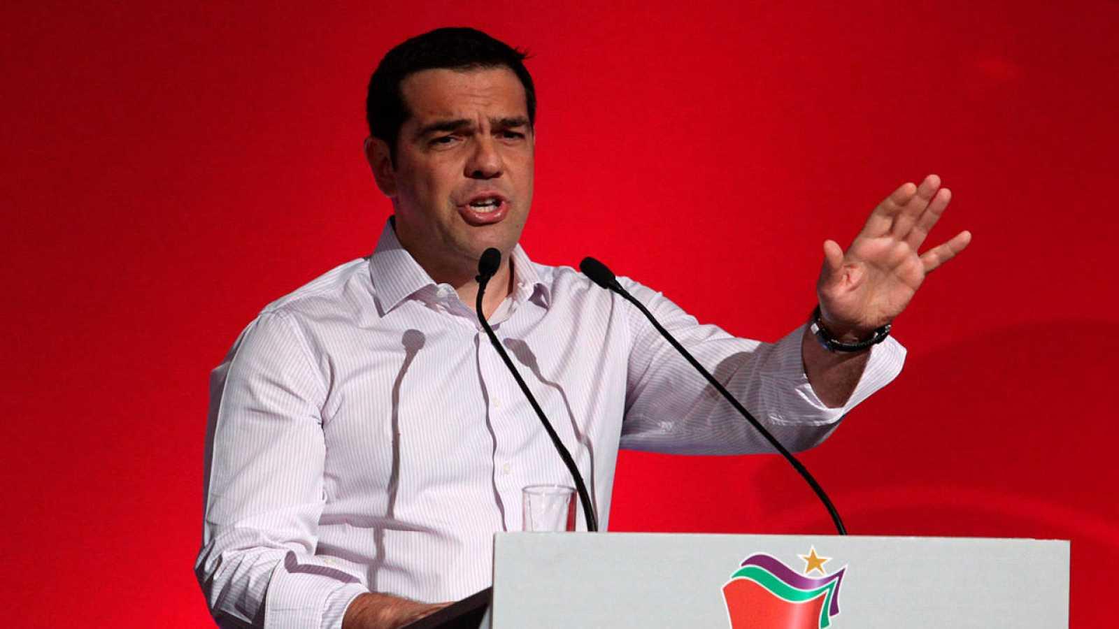 Syriza celebrará un congreso extraordinario en septiembre a propuesta de Tsipras
