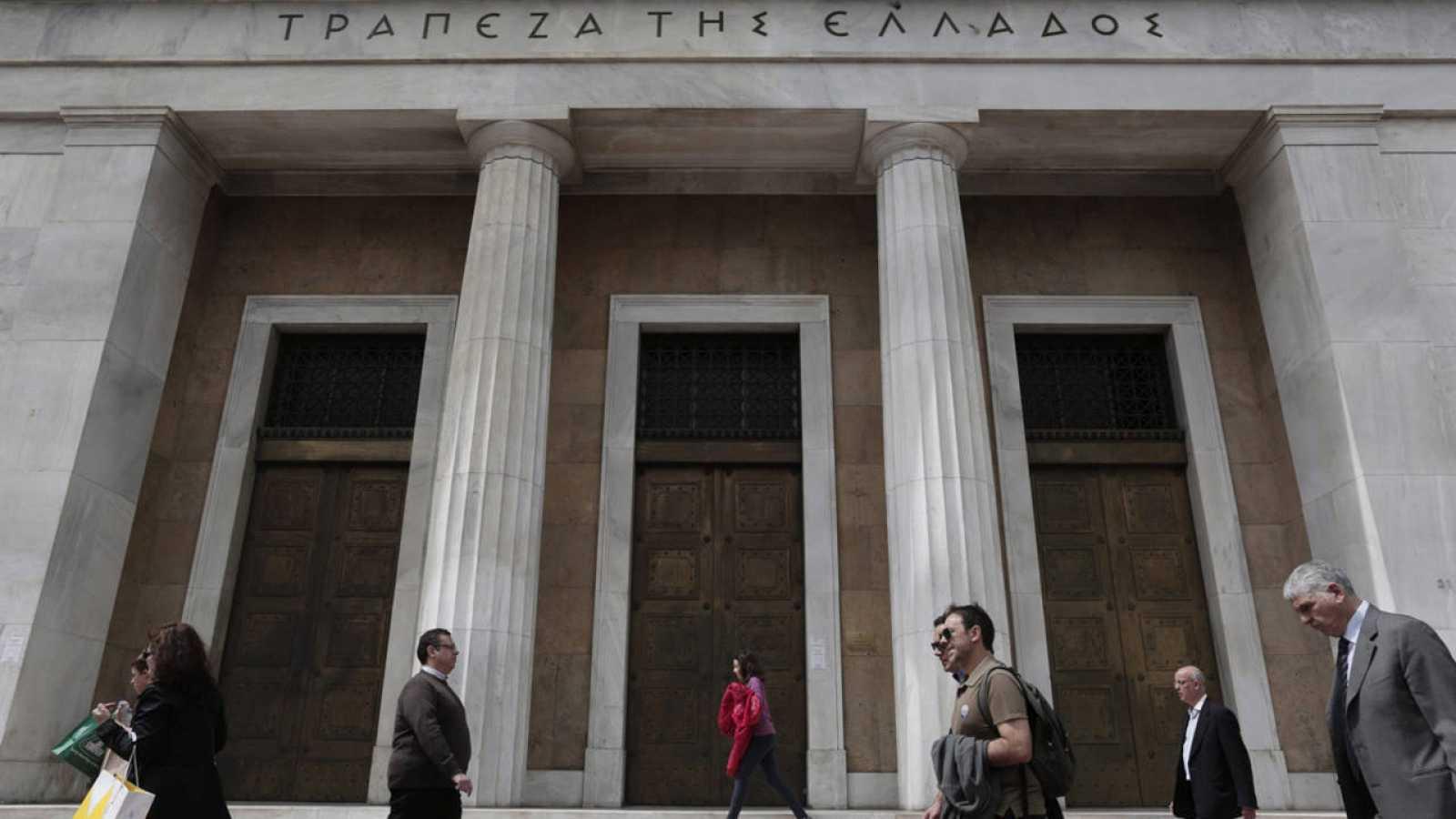 El Banco de Grecia