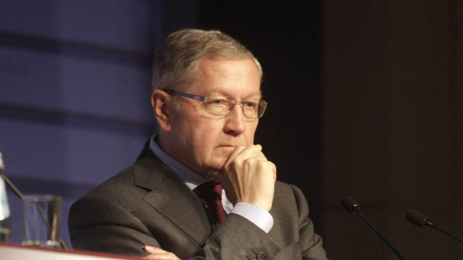 El presidente del Mecanismo Europeo de Estabilidad (MEDE), Klaus Regling