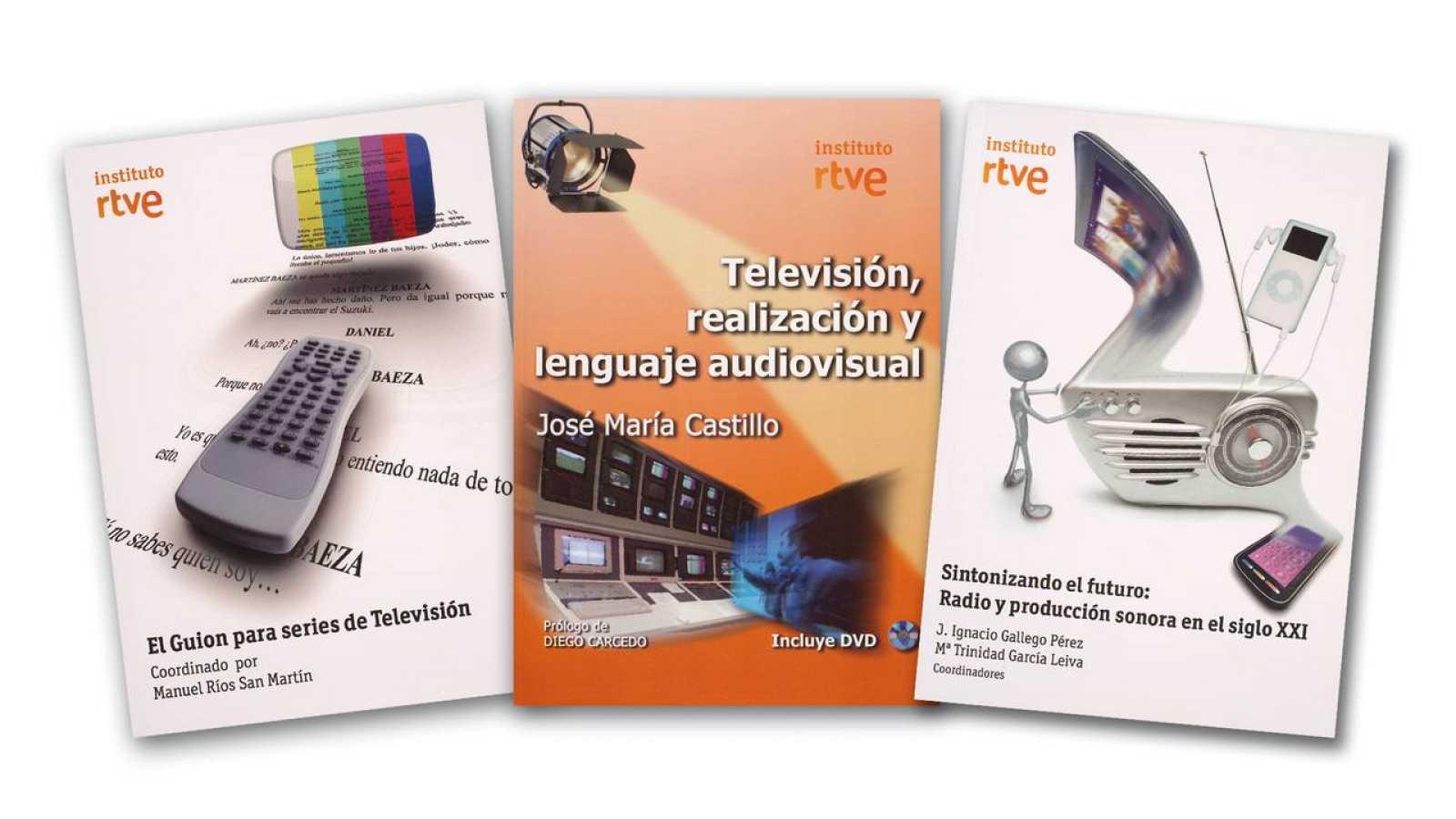 Libros editorial Instituto RTVE