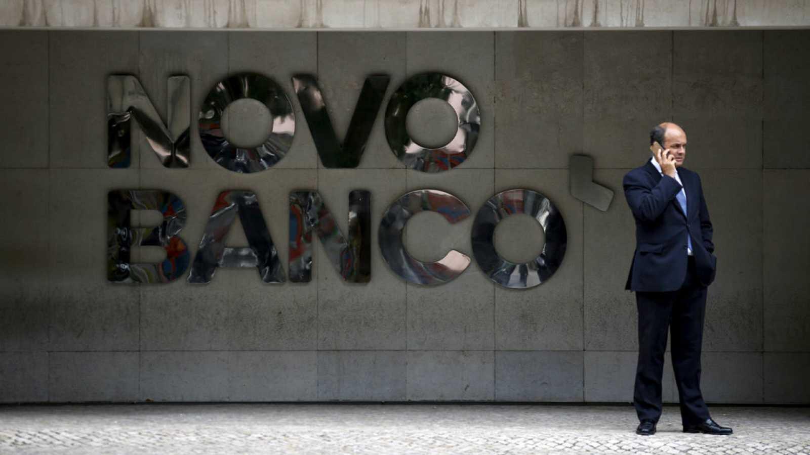 La sede de Novo Banco en Lisboa