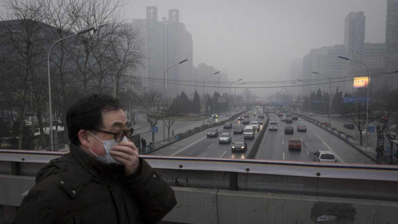 China es el principal país emisor de gases contaminantes.