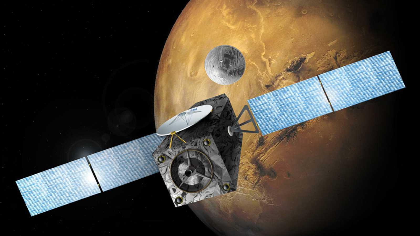 ExoMars 2016 quiere demostrar la capacidad europea de realizar un aterrizaje controlado sobre Marte.