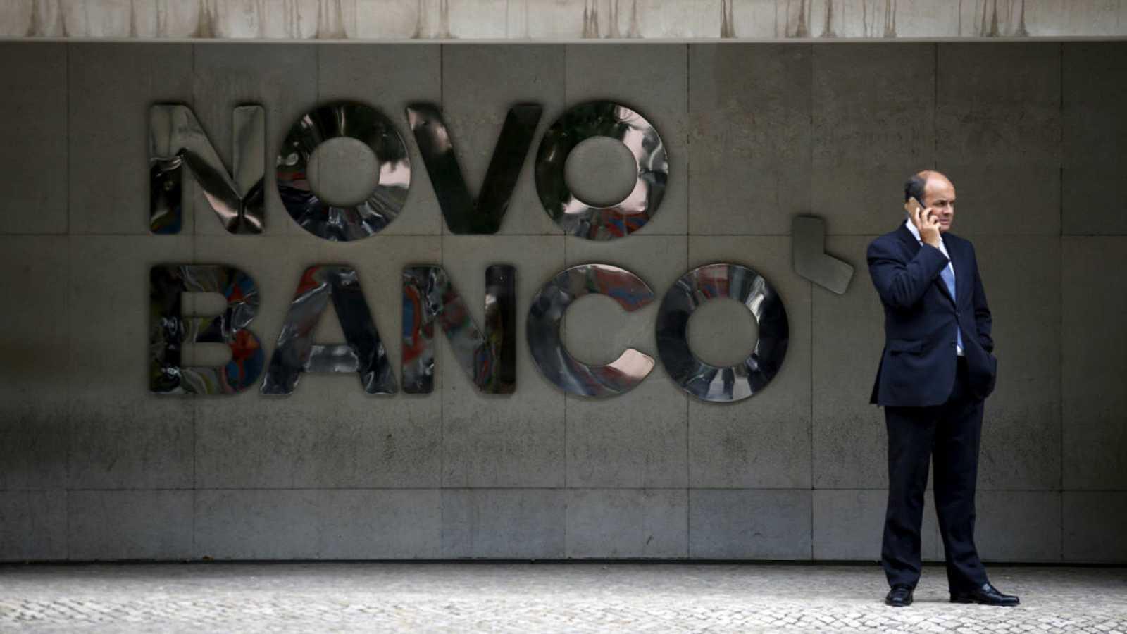 La sede del Novo Banco en Lisboa