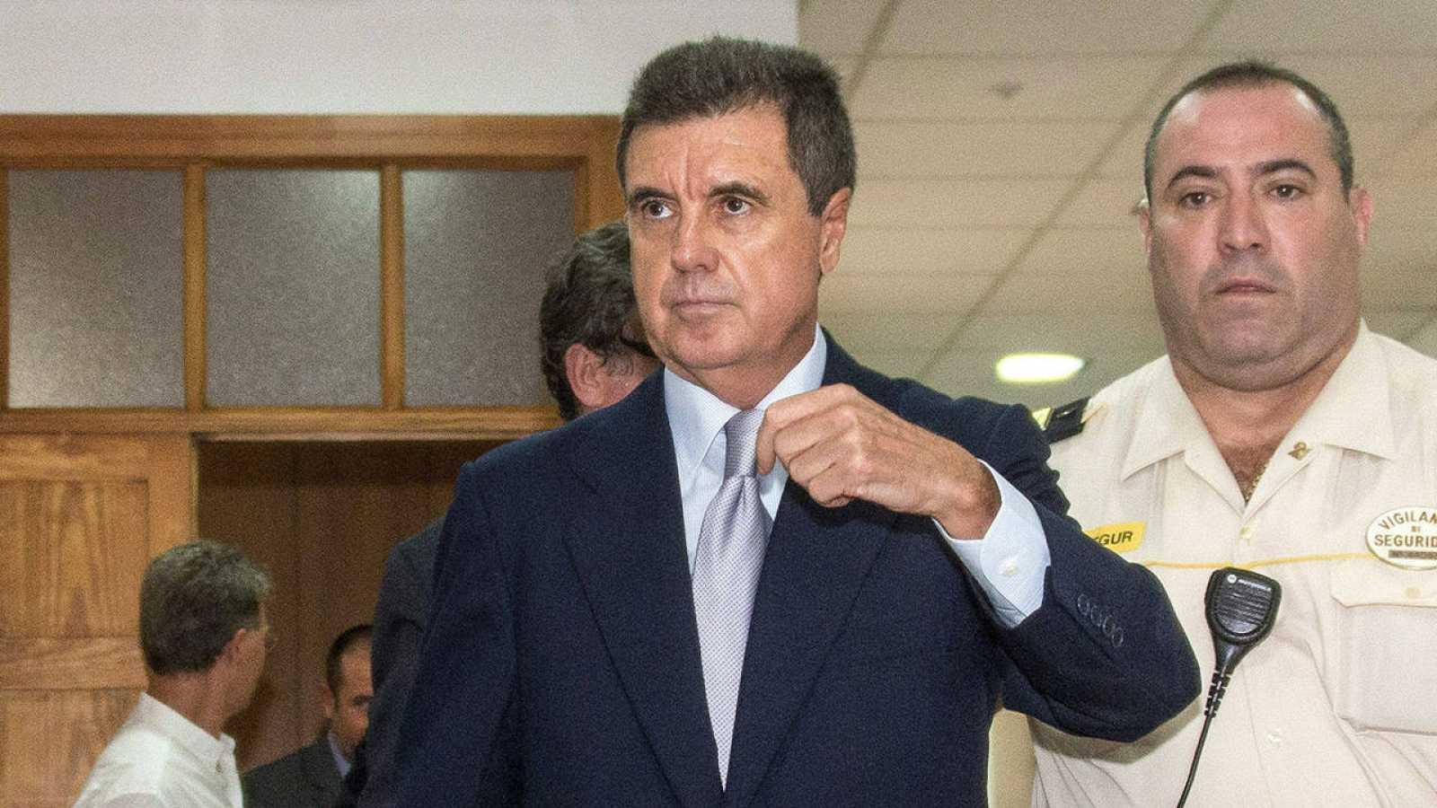 Imagen de archivo del expresidente del Govern balear Jaume Matas