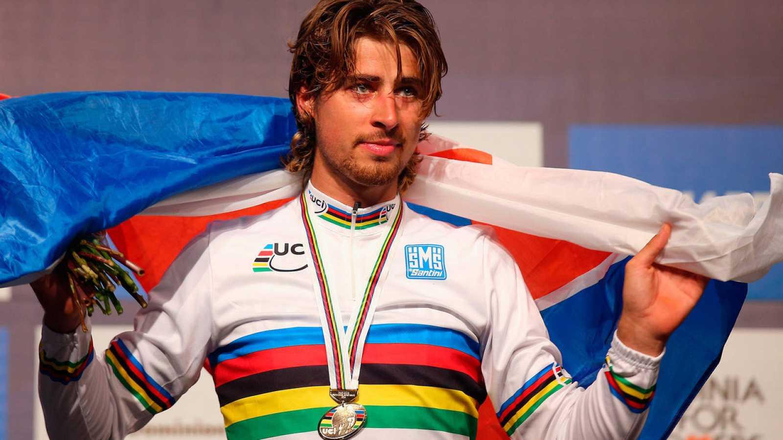 Peter Sagan, campeón del mundo de ciclismo en ruta