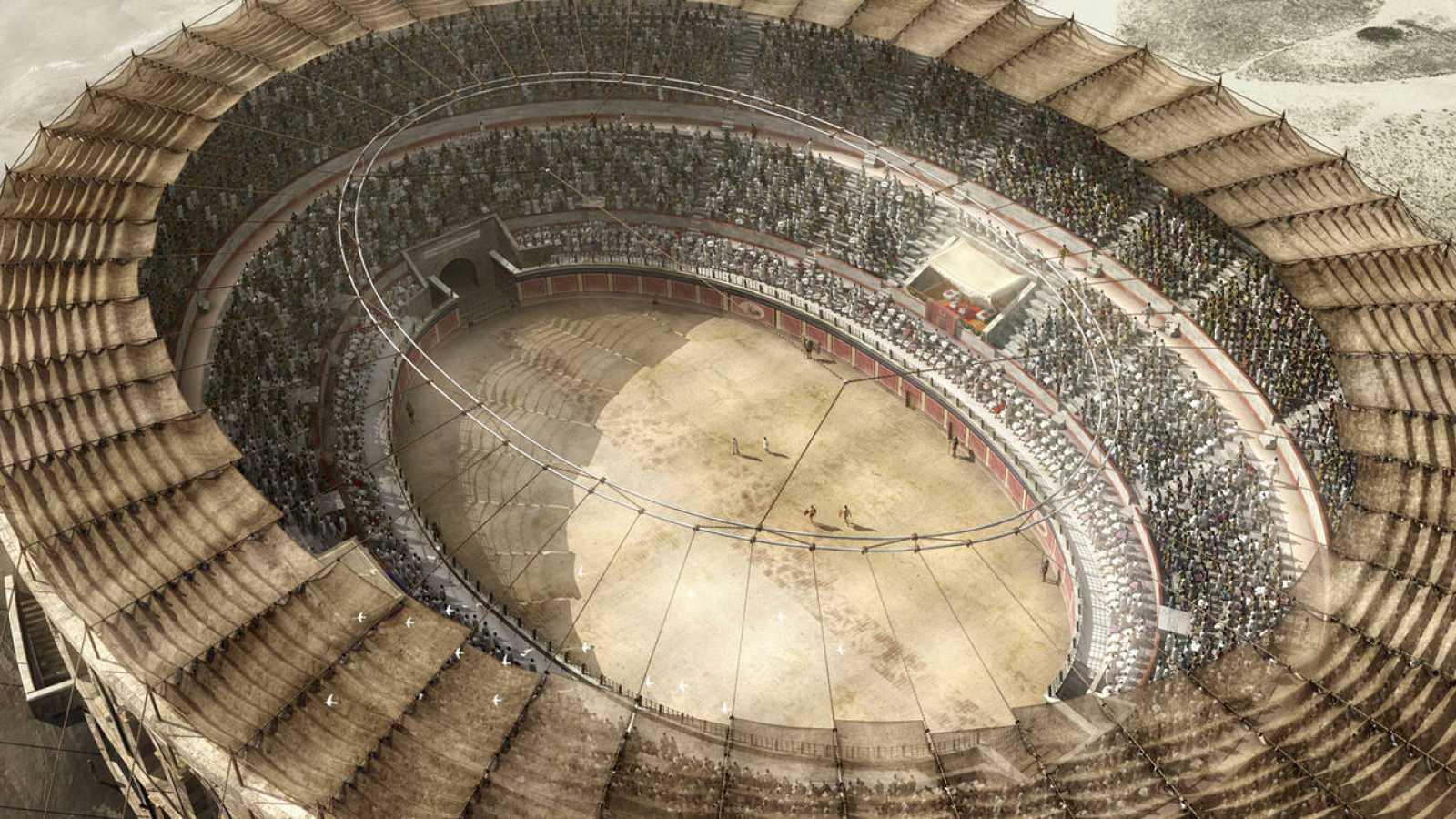 'Ingeniería Romana' mostrará en La 2 las colosales construcciones romanas