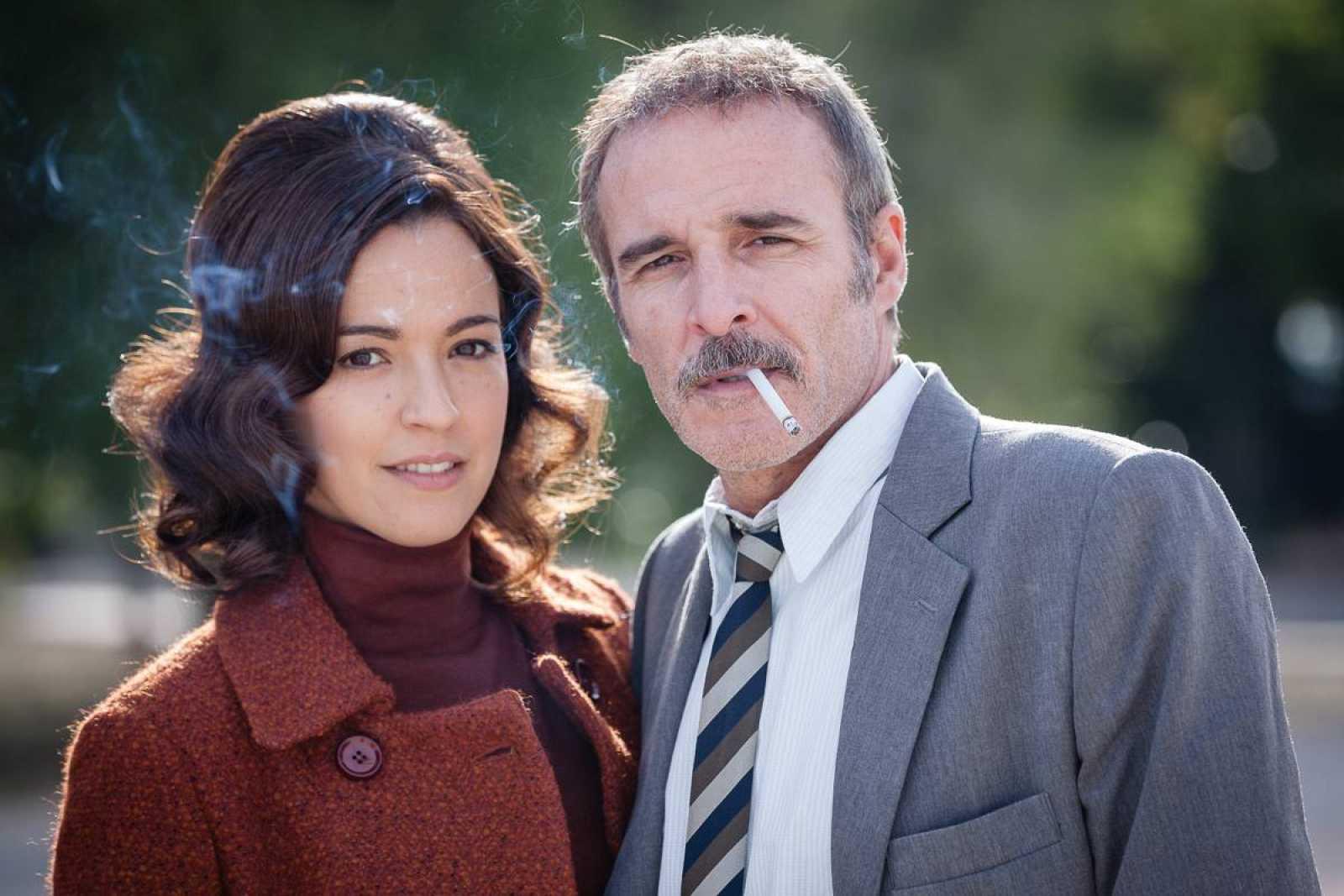 Verónica Sánchez y Fernando Guillén Cuervo protagonizan 'El Caso. Crónica de sucesos'