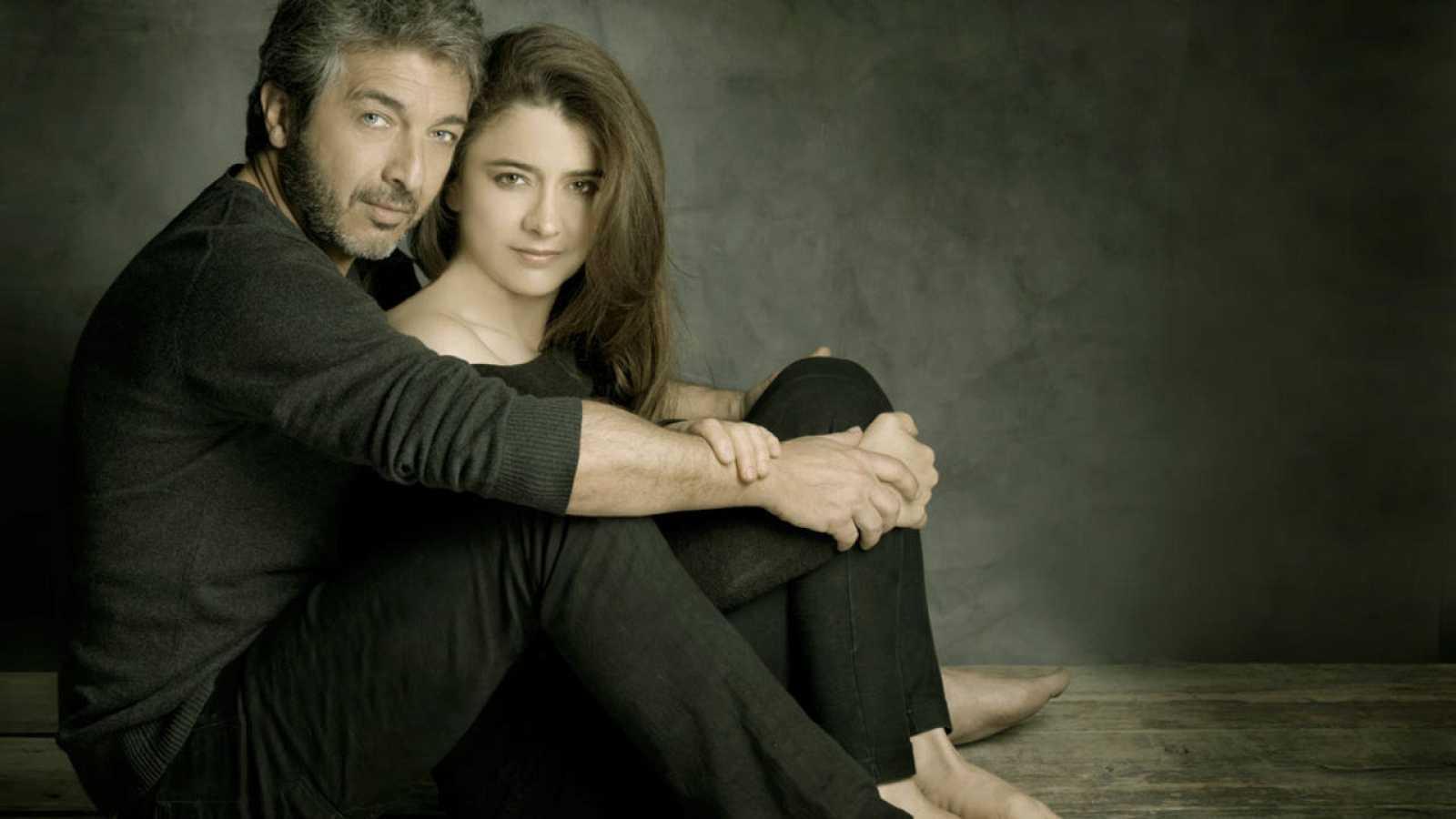 Ricardo Darín y Érica Rivas protagonizan 'Escenas de la vida conyugal' en Teatros del Canal.