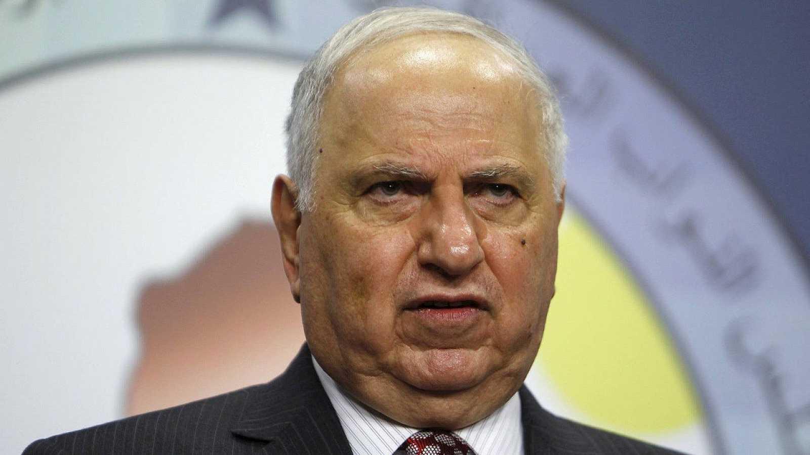 Imagen de archivo de Ahmed Chalabi, político iraquí fallecido a los 71 años. Reuters/Ahmed Saad