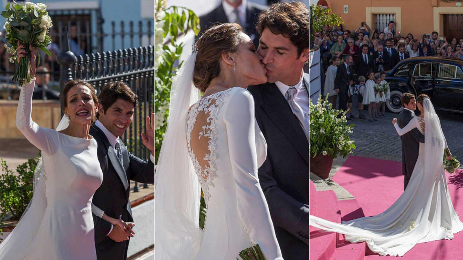 Productos el más nuevo gran selección de El vestido de novia de Eva González