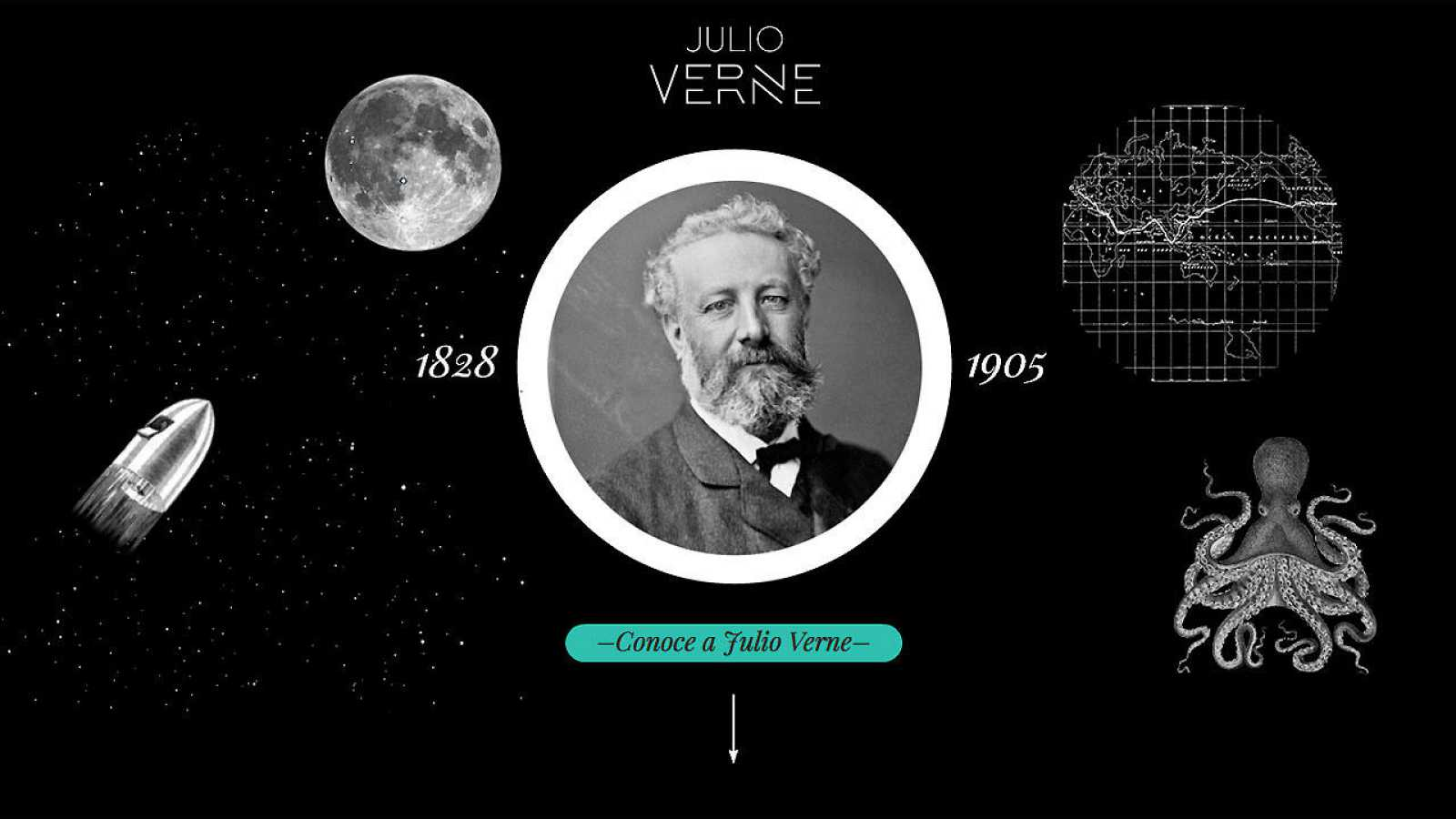 Los límites de la imaginación, exposición dedicada a Julio Verne