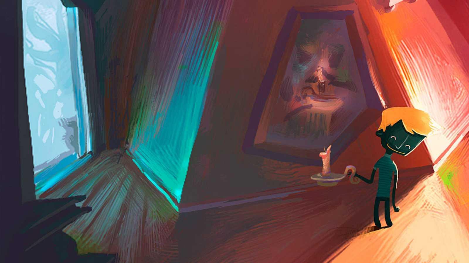 """""""Nubla"""" se basa en un museo de sueños en el que la memoria y la identidad se han disipado."""