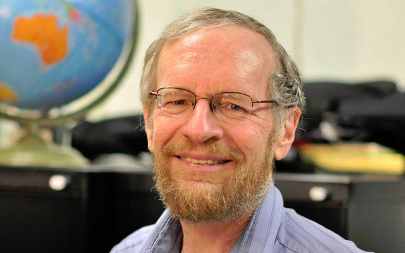 Richard Alley, geólogo, glaciólogo y climatólogo.