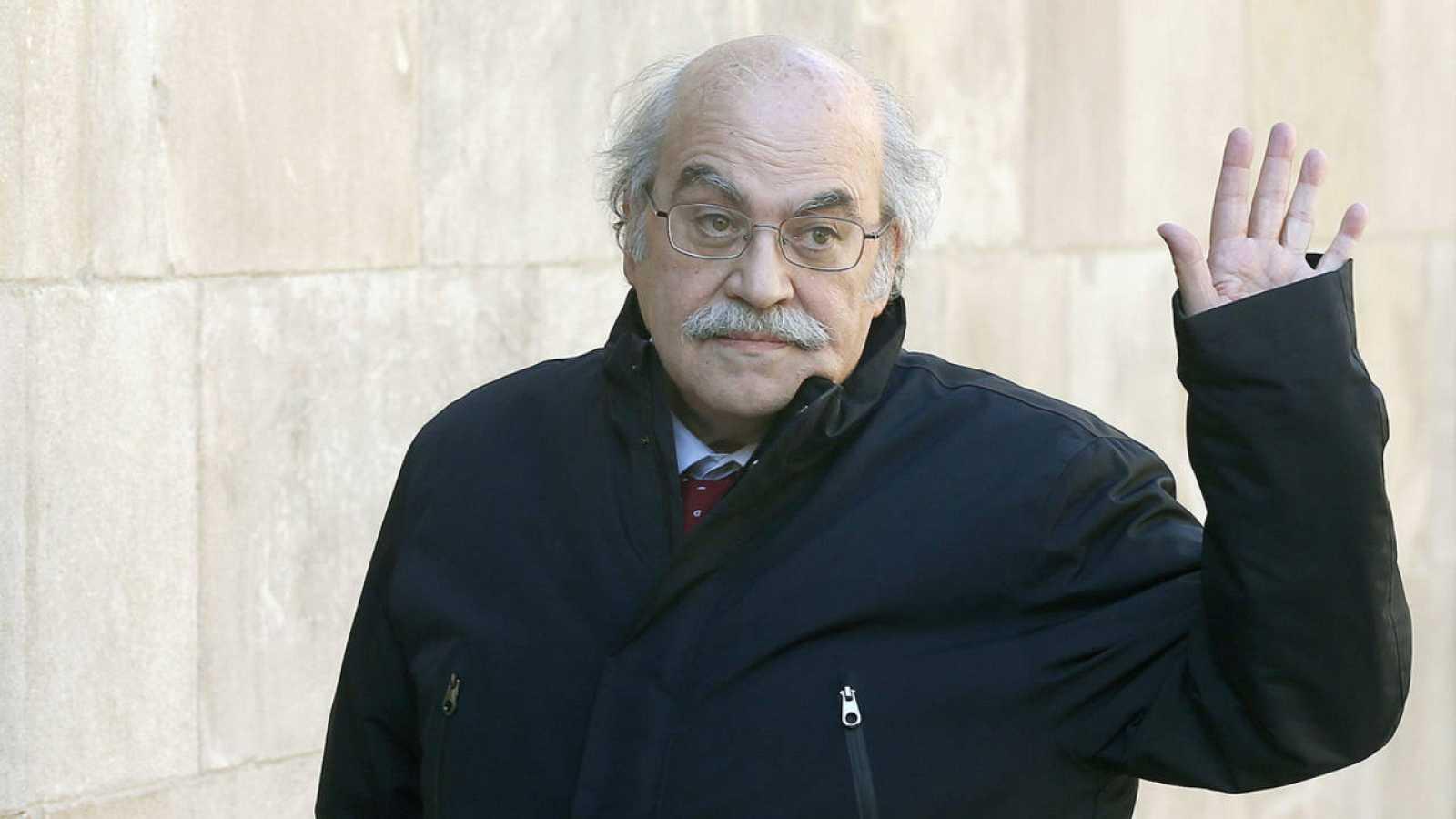 El conseller de Economía y Finanzas, Andreu Mas-Colell