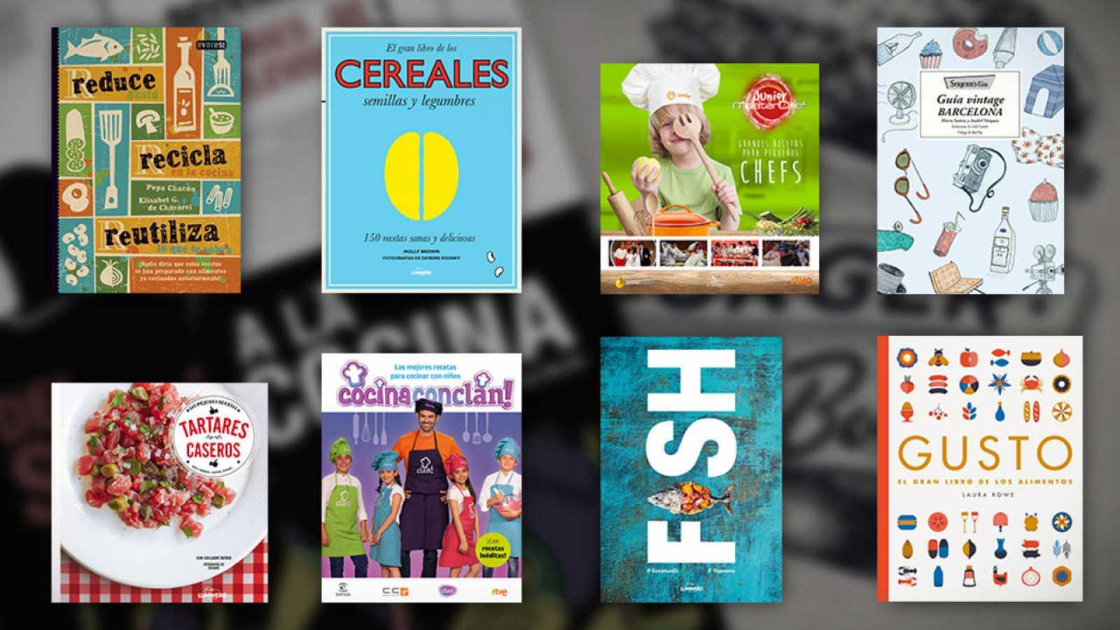 11 libros de cocina para regalar estas navidades: dime a quién ...