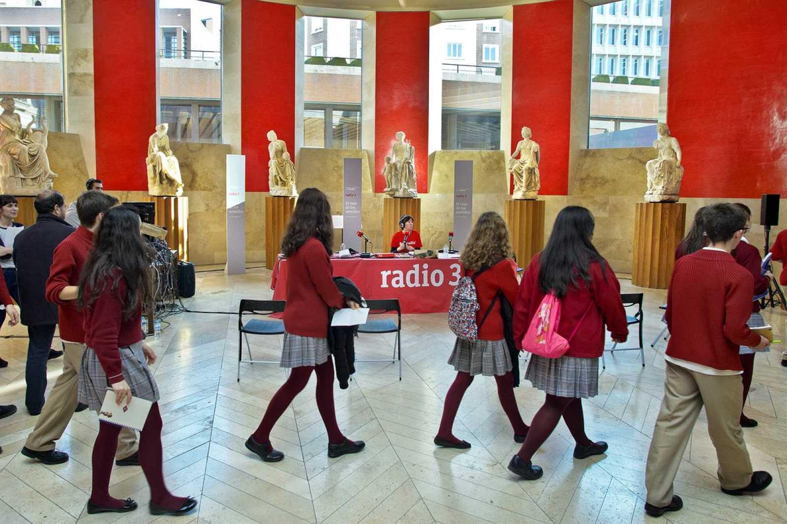Radio 3, este jueves en el Museo el Prado: El viaje de los sentidos