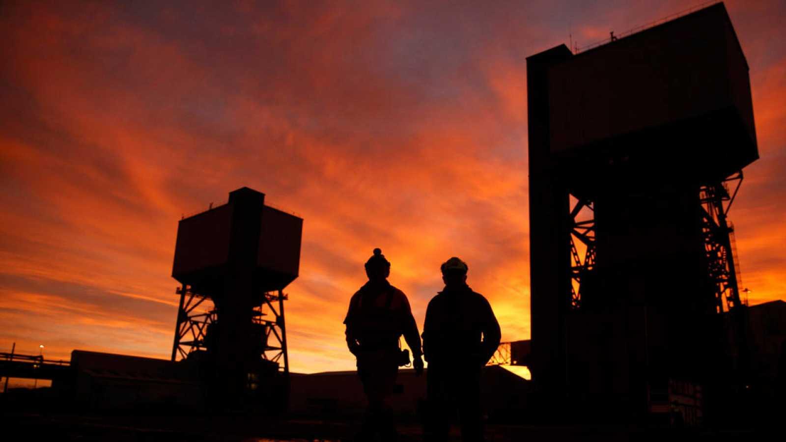 La mina de carbón de Kellingley