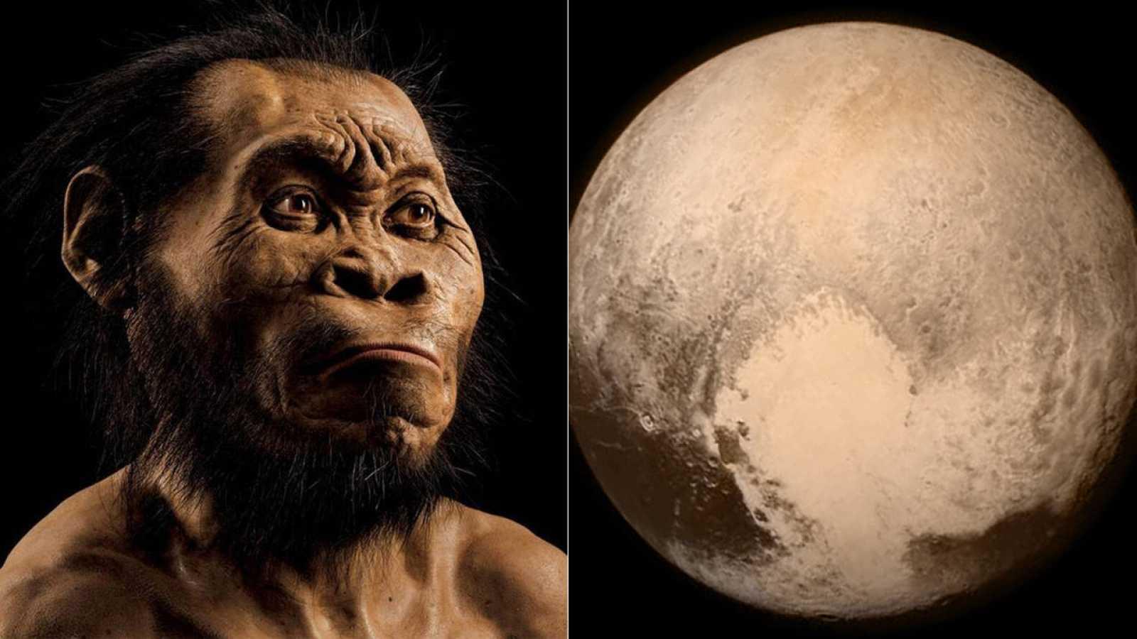El 'Homo naledi' y Plutón han sido dos de los protagonistas científicos del año para 'Science'.