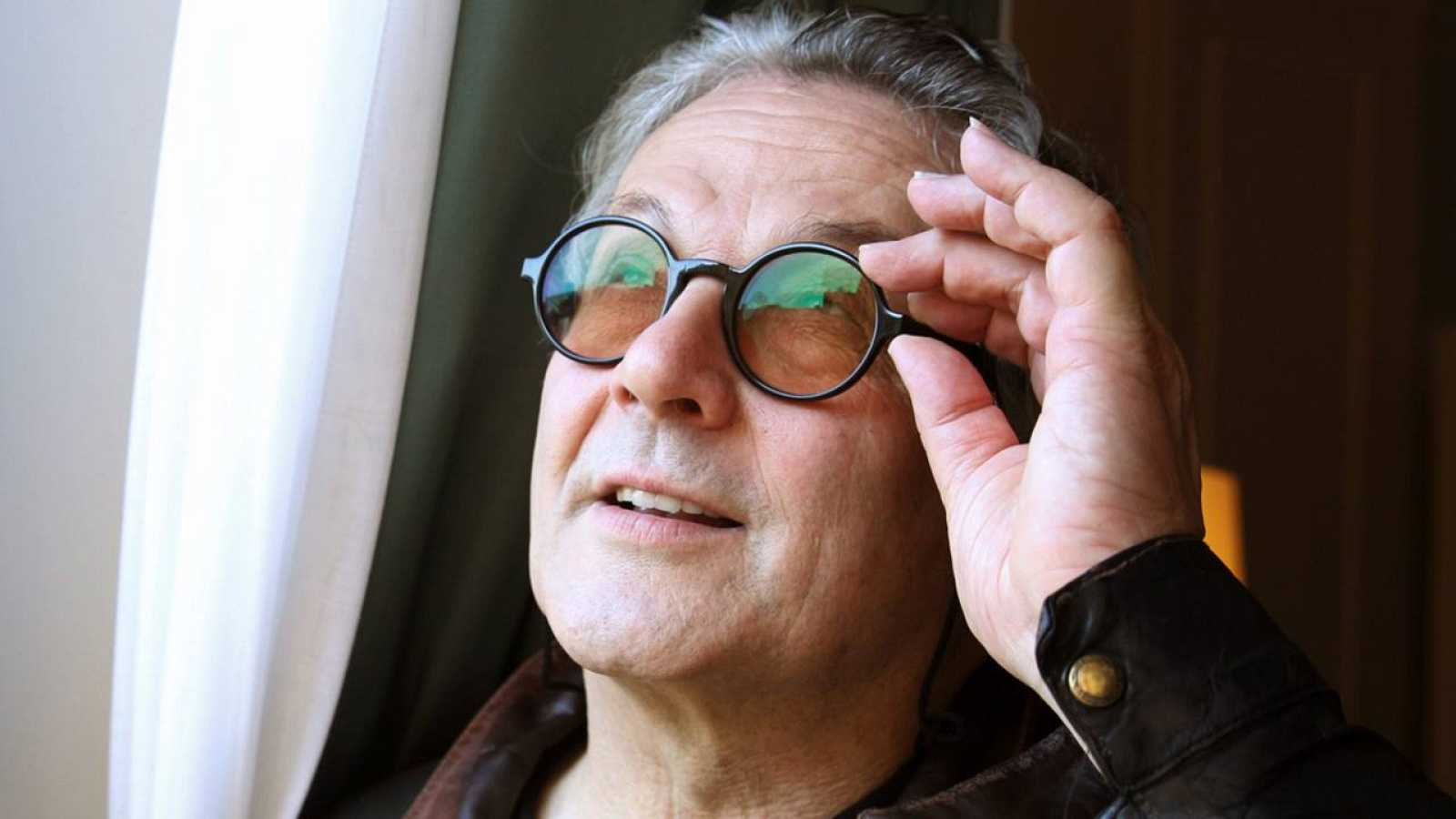 George Miller en el Hotel María Cristina de San Sebastián