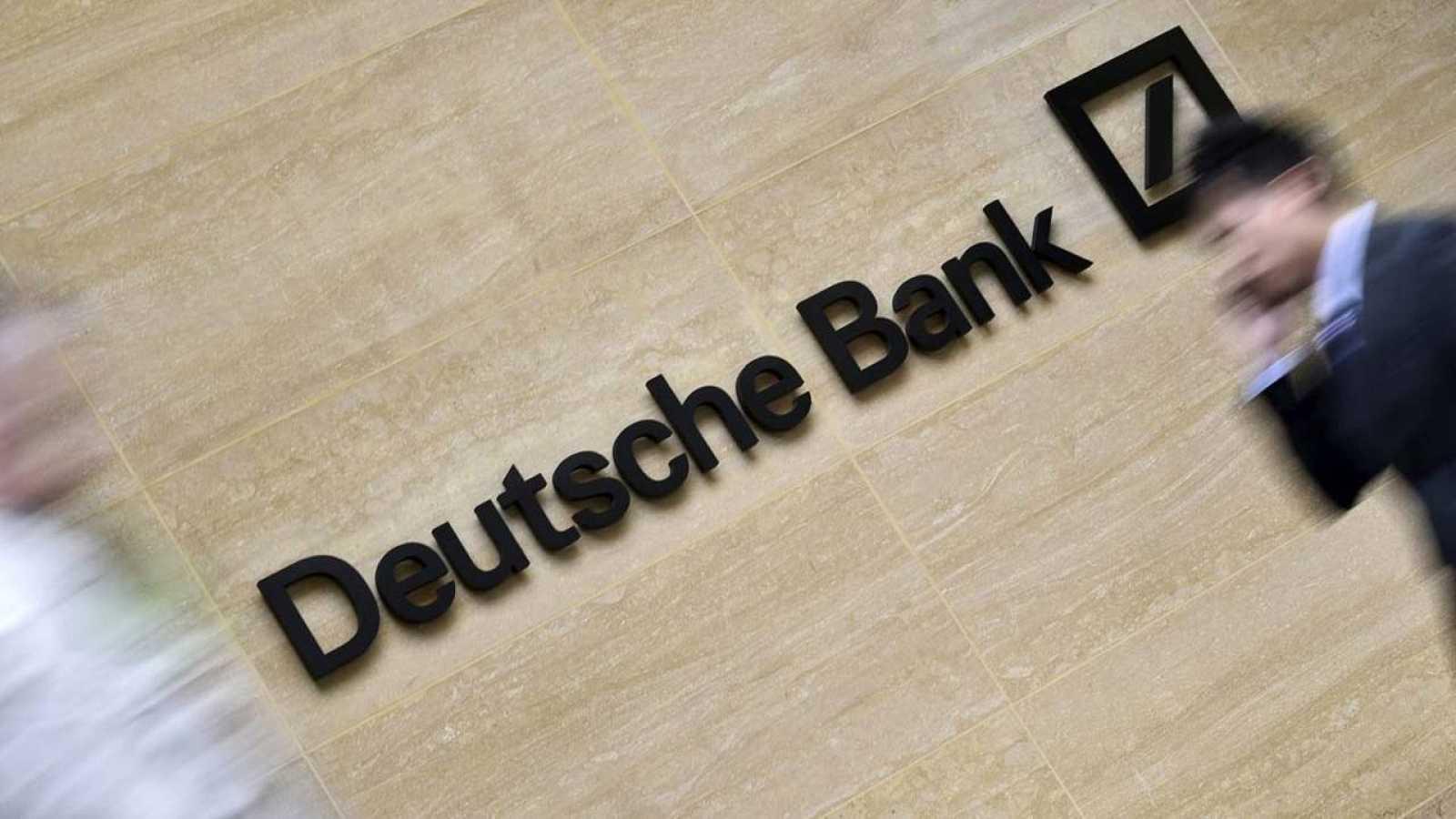 Sede del Deutsche Bank en la City de Londres