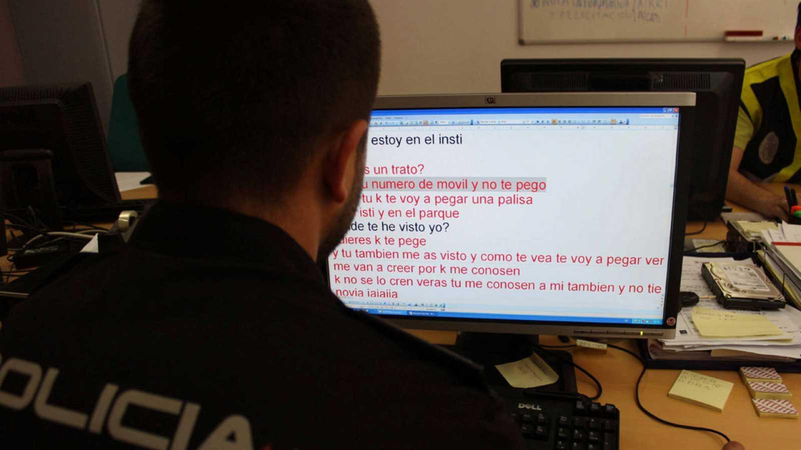 Resultado de imagen para operacion contra red pornografica en internet