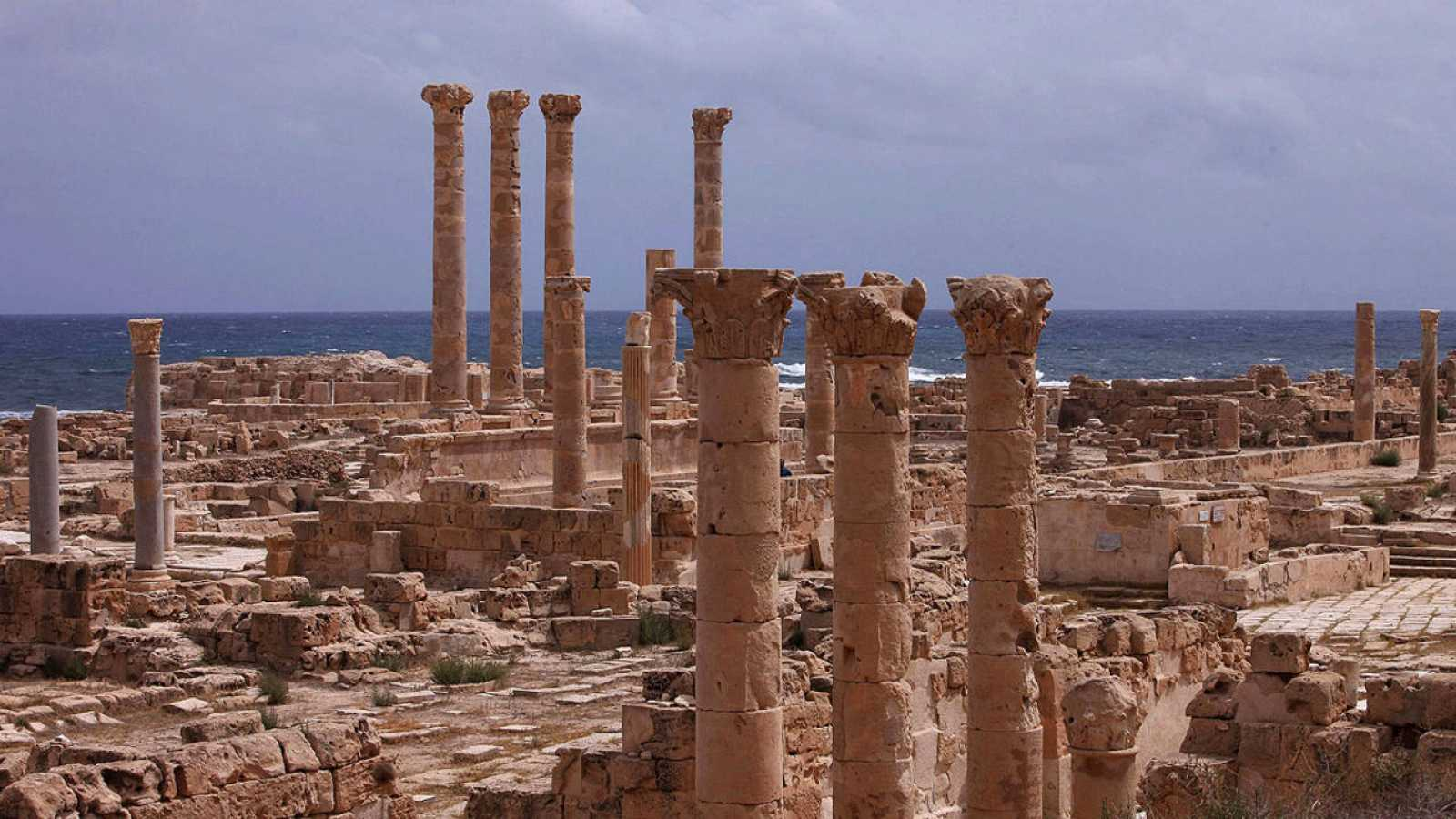 Sabratah, la ciudad donde ha sido el ataque, acoge uno de los conjuntos monumentales romanos más importantes del Mediterráneo