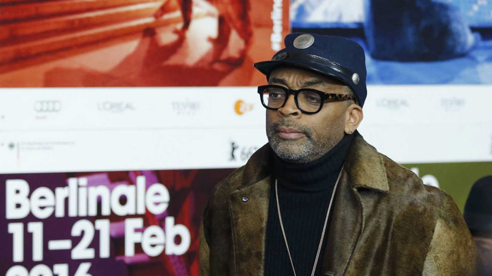 Director Lee attends news conference at 66th Berlinale International Film Festival