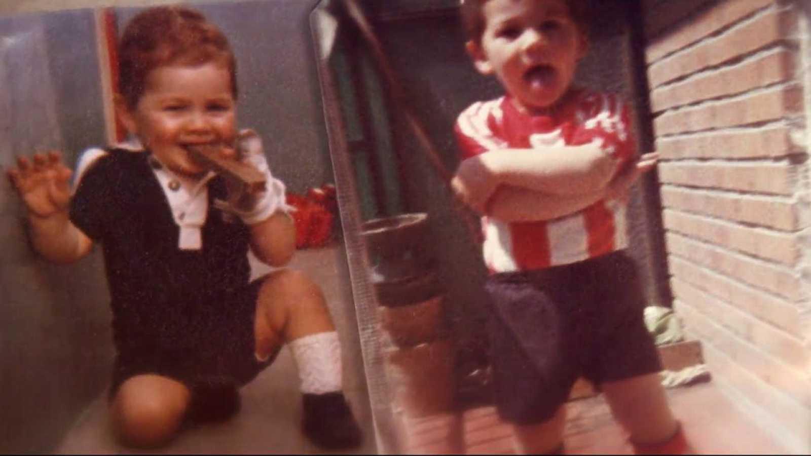 Fotos de Casillas de niño